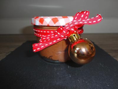 Weihnachtliche Schokocreme